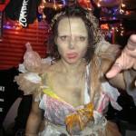 Trash zombie